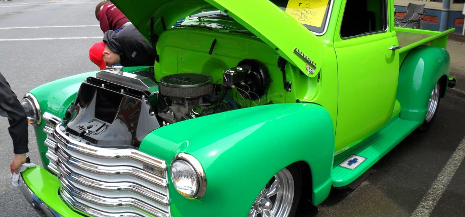 T5 1950 chevy pickup