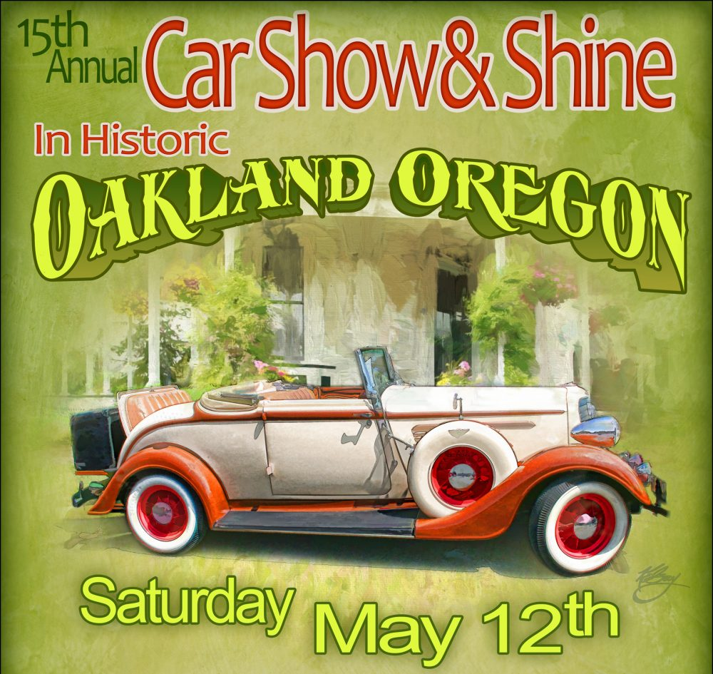 Oakland Car Show And Shine - Oakland car show